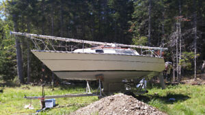 US 25 Sailboat for sale