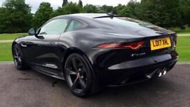 2017 Jaguar F-TYPE 3.0 Supercharged V6 400 Sport Automatic Petrol Coupe