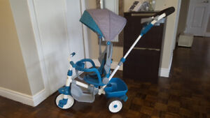 Little tikes 4in 1 tricycle