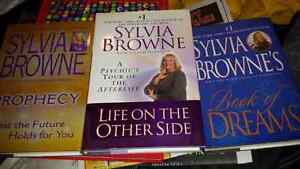 Sylvia  Brown books