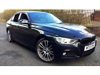 2013 BMW 3 Series 320d xDrive M Sport Step Automatic Diesel Saloon