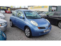 * 73,000 * Nissan Micra 1.5 dCi SE 86ps BLUE * TURBO DIESEL * FIRST CAR * 50+MPG