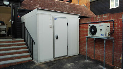 Cold Rooms / Freezer Rooms / Chillers / Supplied And Fitted