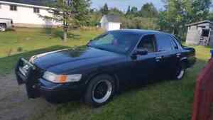 2002 grand marquis motor is blown need it gone