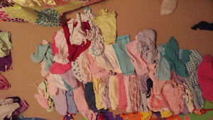 Girls clothes 0-6 months