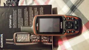 Garmin GPS MAPS 64s NEWEST MODEL