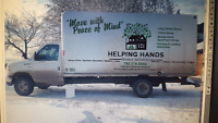 Helping hands family movers