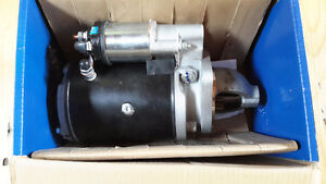 starter neuf tracteur ford