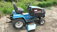 Ford Garden Tractor GT 75