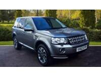 2012 Land Rover Freelander 2.2 SD4 HSE LUX 5dr Automatic Diesel 4x4