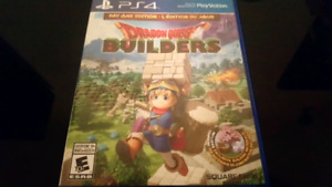 Dragon Quest Builders PS4 Playstation 4