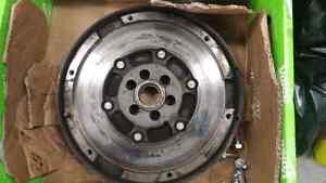Audi dual mass flywheel & pressure plate