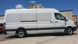 2007 Dodge Sprinter WHEELCHAIR ACCESSIBLE VAN, EX-RED CROSS VAN