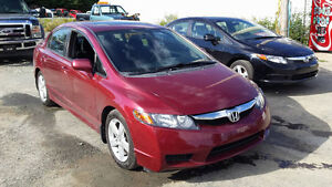 2009 Civic 4 Door SUNROOF **NEW MVI** Call or text 209-9180