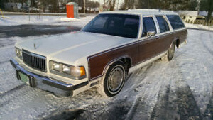 1988 Mercury Grand Marquis LS Colony Park Station Wagon