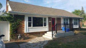 BROCK U. PRIME LOCATION! ALL INCL RENT!! 2RMS AVAIL MAY 1st