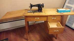 Antique Kenmore Sewing Machine
