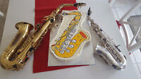 SAXOPHONE and CLARINET Lessons in Barrie (from 5y to 75y)