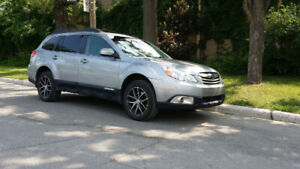 Subaru Outback version Limited