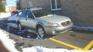 2005 Subaru Outback Berline
