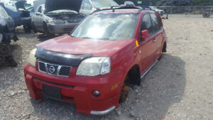 2005 X-TRAIL.. JUST IN FOR PARTS AT PIC N SAVE! WELLAND