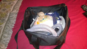 CPAP equipment, complete with traveling case.  Looks like new.