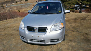 2008 Pontiac G3 Wave Sedan