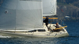 28 FOOT CRUISER/RACER REDUCED AGAIN TO $8,001.00 OFFERS