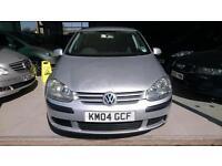 2004 Volkswagen Golf 1.9TDI S, Cambelt kit changed.