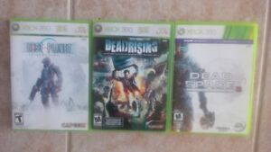 Xbox 360 Games- Excellent condition- starting at $20