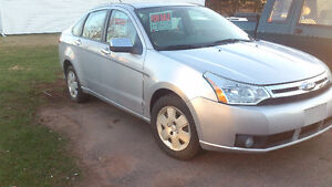 2008 Ford Focus Sedan SE Sport Reduced to sell