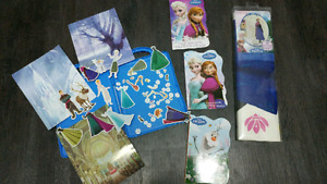 Frozen lot including BRAND NEW decals