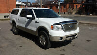 2008 FORD F150 KING RANCH 4X4 - 5.4 Litre