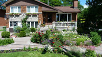 INTERGENERATIONAL HOUSE FOR SALE - ROXBORO - West Island
