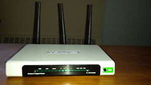 Router and Modem