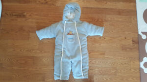 3-6 Month Baby Snowsuit