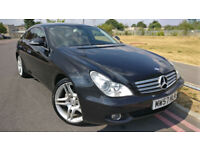 2008 57 Mercedes-Benz CLS320 3.0CDi 7G-Tronic 320 +++HUGE SPEC+++