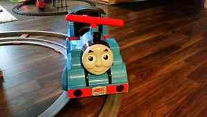 Thomas Power Wheels with track