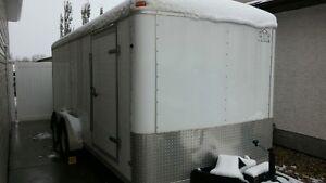 Cargo trailer Moose Jaw Regina Area image 2