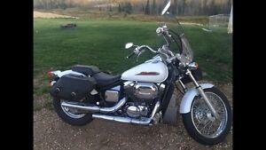 2001 Honda Shadow 750cc