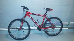 Men's GIANT Brand Mountain Bike