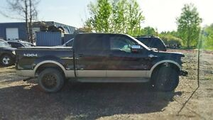 2010 FORD F-150 KING RANCH PARTING OUT