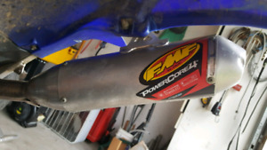 FMF powercore 4 exhaust for 2004 yzf450