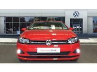 2019 Volkswagen Polo 1.0 SE 5dr Petrol Hatchback Hatchback Petrol Manual