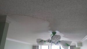 SMOOTHOUT  THAT TEXTURE (POPCORN) CEILING,  (ASBESTOS INCLUDED) Downtown-West End Greater Vancouver Area image 7