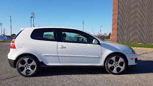 Volkswagen GTI DSG 77.5K km with CarProof report