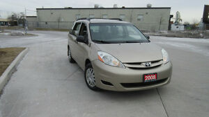 2008 Toyota Sienna, Mint, Mint, No Accident, 3/Y Warranty Availa