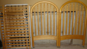 Baby Crib – solid maple