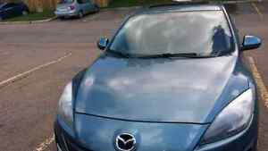 Mazda 3 sport 2011 low mileage 80000 km