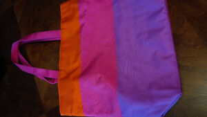 Oragne/Pink/Purple Bag - for sale ! Kitchener / Waterloo Kitchener Area image 2